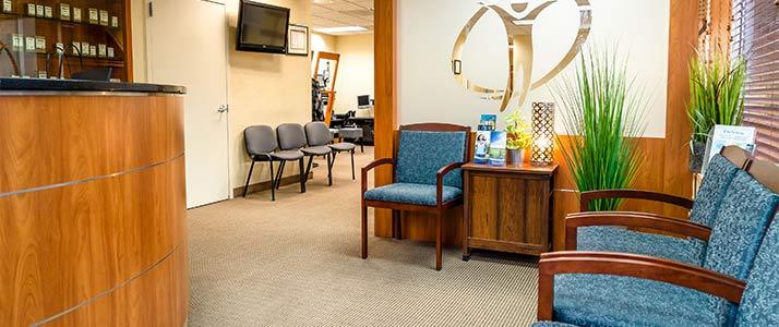Pain Management Sterling VA Waiting Room